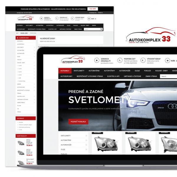 Eshop Autokomplex33