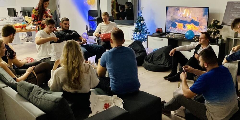 Vianočný večierok CODEUPP 2019 - image